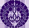 Jodo Shinshu wisteria logo